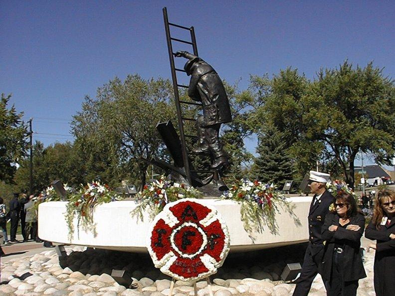 Iaff Fallen Firefighter Memorial Service List Of Fallen