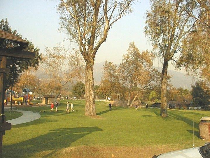 Sierra Madre's Sierra Vista Park