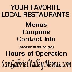 SanGabrielValleyMenus.com