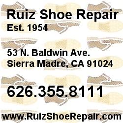 Ruiz Shoe Repair