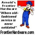 Arnold's Frontier Hardware and Gifts