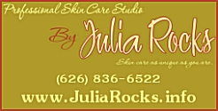 Professional Skin Care Studio by Julia Rocks