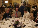 Former Citizen of the Year Carol Canterbury, her husband Tom, and SMPD Chief Marilyn Diaz