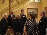 Dr. Bill White, Dr. John Quigley, Patti White, Mayor Mosca, Margaret Quigley, Diane Sands, Jeff Lapides