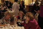 Unidentified lady, Bonnie Garner, Sue Quinn