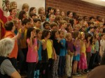 SM School 3rd graders performed