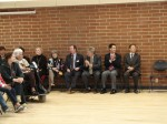 Members of the City Council, Consul General of Japan in LA