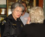 Sierra Madre Police Chief Marilyn Diaz Announces Retirement