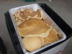 The largest pancake I'VE ever seen...