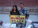 The Burger Shack of Monrovia and Pasadena won the Professionals category of the Chili Cook-off