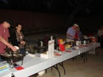 There was no shortage of chili contestants