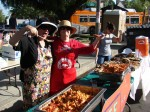 Pat Krok and Joan Spears at 2011 Pasta Feed