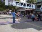 Victor Rios, La Puente, CA - 1st place overall, 1:06:31
