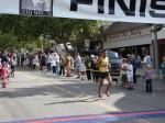 Rene Dorantes, Pasadena, CA - 6th place, 1:11:54