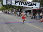 2011 Mt. Wilson Trail Race - Page 5, Race Finish Pics - Runners 1 - 9
