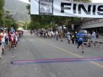 Jeff Nuruki, Harbor City, CA - 12th place, 1:16:57