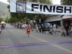 Nigel Rini, Sierra Madre, CA - 14th place, 1:17:40