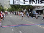 Gabriel Morin, Los Angeles, CA - 15th place, 1:18:32