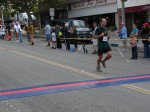 Jim Liston, Sierra Madre, CA - 20th place, 1:21:26
