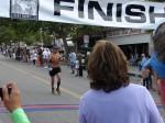 Tim Osti, Sierra Madre, CA - 23rd place, 1:21:56