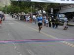 Doug Reed, Ventura, CA - 26th place, 1:22:23