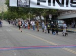 Turner Ward, Monrovia, CA - 27th place, 1:22:45