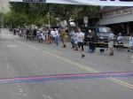 Max Heefner, Sierra Madre, CA - 28th place, 1:23:30