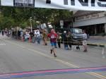 John Grace, Sierra Madre, CA - 29th place, 1:23:55