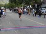Anthony Duynstee, Pasadena, CA - 31st place, 1:25:10
