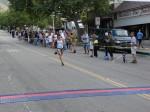 Jill Liston, Sierra Madre, CA - 3rd place women's, 32nd overall, 1:25:27