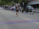 John Howard, Sacramento, CA - 33rd place, 1:25:36