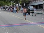 James Faulkner, Pasadena, CA - 34th place, 1:26:12