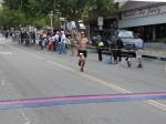 Eric LeClair, Sierra Madre, CA - 35th place, 1:26:23