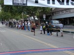 Tommie Silva, Monrovia, CA - 36th place, 1:26:41
