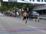 Tom Scoble, Altadena, CA - 37th place, 1:27:06