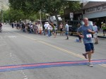 Michael Winslow, Yucaipa, CA - 50th place, 1:29:10