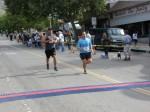 Bib 270 - Kurt Vasquez, Sierra Madre, CA - 1:29:50; Bib 195 - Dabiel Raygoza, San Gabriel, CA 1:29:55