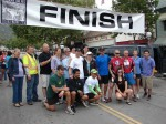 Mt. Wilson Trail Race Committee, posed shot