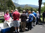 Post service lunch provided by Pioneer Cemetery and VFW Post 3208