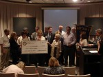 Rotary Donates $20,000 to Children's Library Room Renovation/Expansion