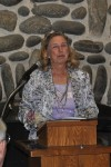 Older American of the Year Pat Alcorn, photo courtesy of Mountain Views News