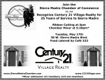Century 21 Village Realty to Celebrate Silver Anniversary