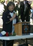 MaryAnn MacGillivray gave the keynote address