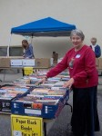 Best Used Book Sale to Mark Retirement of Long-time Chair