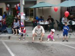 Sierra Madre 4th of July, 2010 – Pre-Parade and Woman's Club Open House