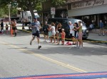 Ralph West, Sierra Madre, CA - 1:59:38 - This is Ralph's 38th consecutive year running this race