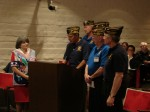 VFW Post Thanks Council Member MacGillivray