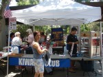 Kiwanis sold pizza