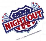 Law Enforcement's National Night Out on Aug. 2nd
