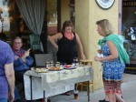 Sierra Madre Grocery Company and Savor the Flavor offered some tasty samples